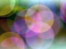 Xmas-orbs Royaltyfri Fotografi