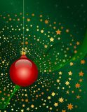 Xmas_ornament_03 Stock Photography