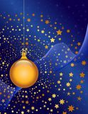 Xmas_ornament_04 Royalty Free Stock Photos