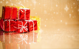 Xmas pack Royalty Free Stock Images