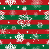 Xmas pattern Royalty Free Stock Photos