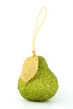 Xmas pear Royalty Free Stock Image