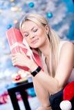 Xmas portrait Stock Photo