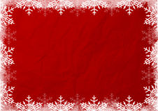 Xmas postcard Royalty Free Stock Photo