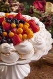 Xmas pudding Stock Image