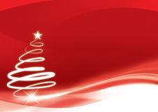 Xmas red Royalty Free Stock Photography