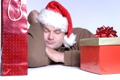 Xmas rest Royalty Free Stock Images