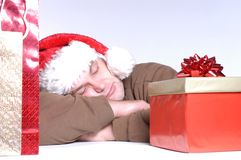 Xmas rest II Stock Image