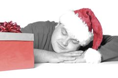 Xmas rest III Stock Photography