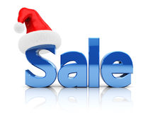 Xmas sale Royalty Free Stock Image