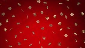 XMAS sale loop stock video