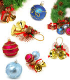 Xmas Sampler Stock Photography