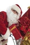 Xmas santa Royalty Free Stock Photos