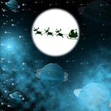 Xmas Santa Represents Holiday Christmas And Seasonal Stock Photo