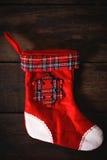 Xmas sock Royalty Free Stock Images