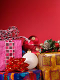 Xmas still-life Royalty Free Stock Image