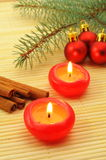 Xmas still life Royalty Free Stock Photo