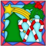 Xmas Symbols Royalty Free Stock Photo