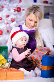 Xmas time Royalty Free Stock Image