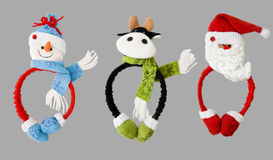 Xmas toys Royalty Free Stock Images