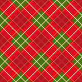 Xmas traditional pattern Royalty Free Stock Images