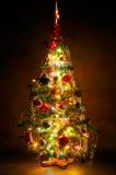 Xmas tree Royalty Free Stock Photos