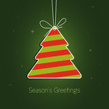 Xmas tree. Vector illustration, you can download addition eps format royalty free illustration