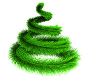 Xmas tree Royalty Free Stock Image