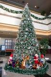 Xmas tree Royalty Free Stock Images