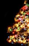 Xmas tree Royalty Free Stock Photo