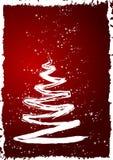 Xmas tree Stock Images