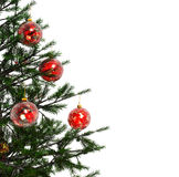 Xmas tree Royalty Free Stock Photography