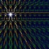Xmas tree background Stock Image