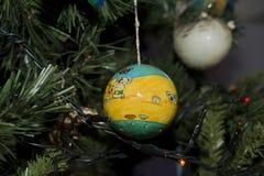 Xmas Tree Ball Royalty Free Stock Image