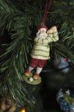Xmas Tree Ball Stock Photo