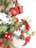 Xmas tree close up Stock Photography