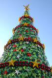 Xmas tree (II) Royalty Free Stock Images