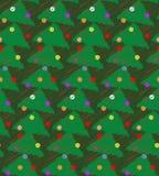 Xmas Tree Pattern Texture Stock Photos