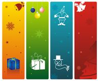 Xmas web Banner Stock Photo