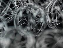 Xmas wire ball Royalty Free Stock Image