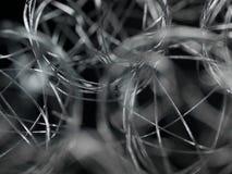 Xmas wire ball Stock Image