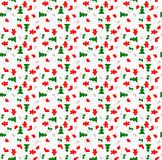 Xmas wrapping paper Royalty Free Stock Photography