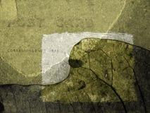 xmass листьев карточки зеленые иллюстрация вектора
