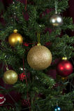 Xmass ball Royalty Free Stock Images