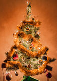 Xmass tree Royalty Free Stock Photo