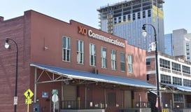 XO mededelingen, Nashville, TN royalty-vrije stock fotografie