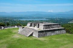 Xochicalco Fotografering för Bildbyråer