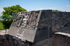 Xochicalco Stockfotos