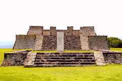 Xochicalco I Royalty Free Stock Images