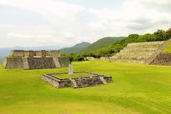 Xochicalco II Royalty Free Stock Images